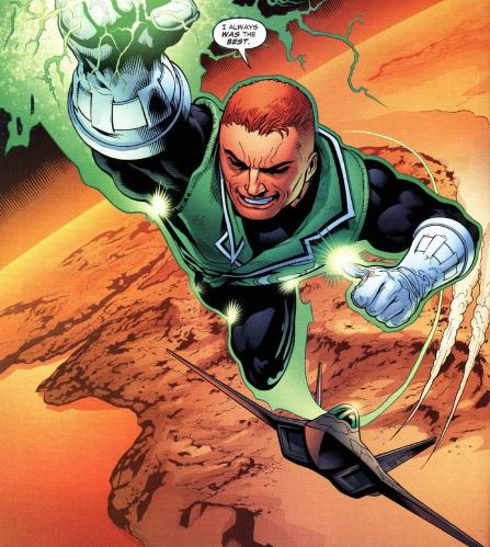 Green Lantern Corps Recharge #1