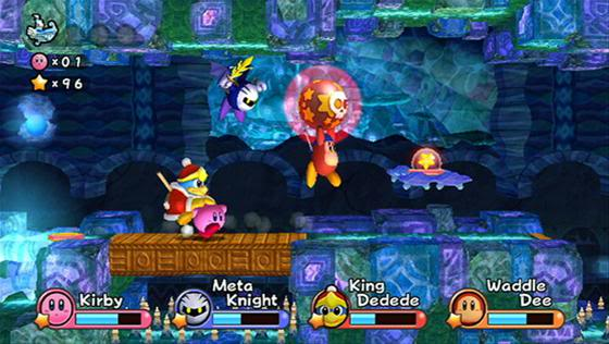 Kirby Return to Dreamland [WII][PAL][MULTi5/Español][Letitbit]